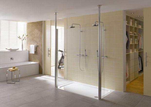 Nowoczesne Kabiny Prysznicowe Idea Domu