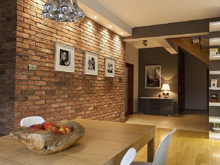 Efekt Ceglanej ściany Idea Domu