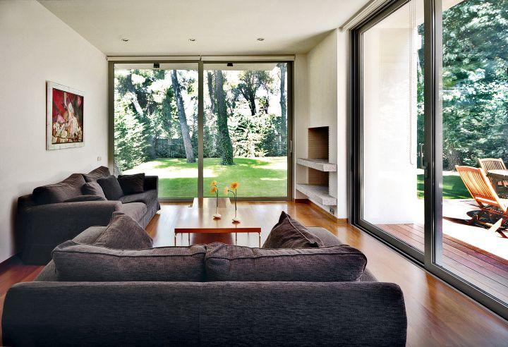 Modny Trend W Domach Duże Przeszklenia Idea Domu