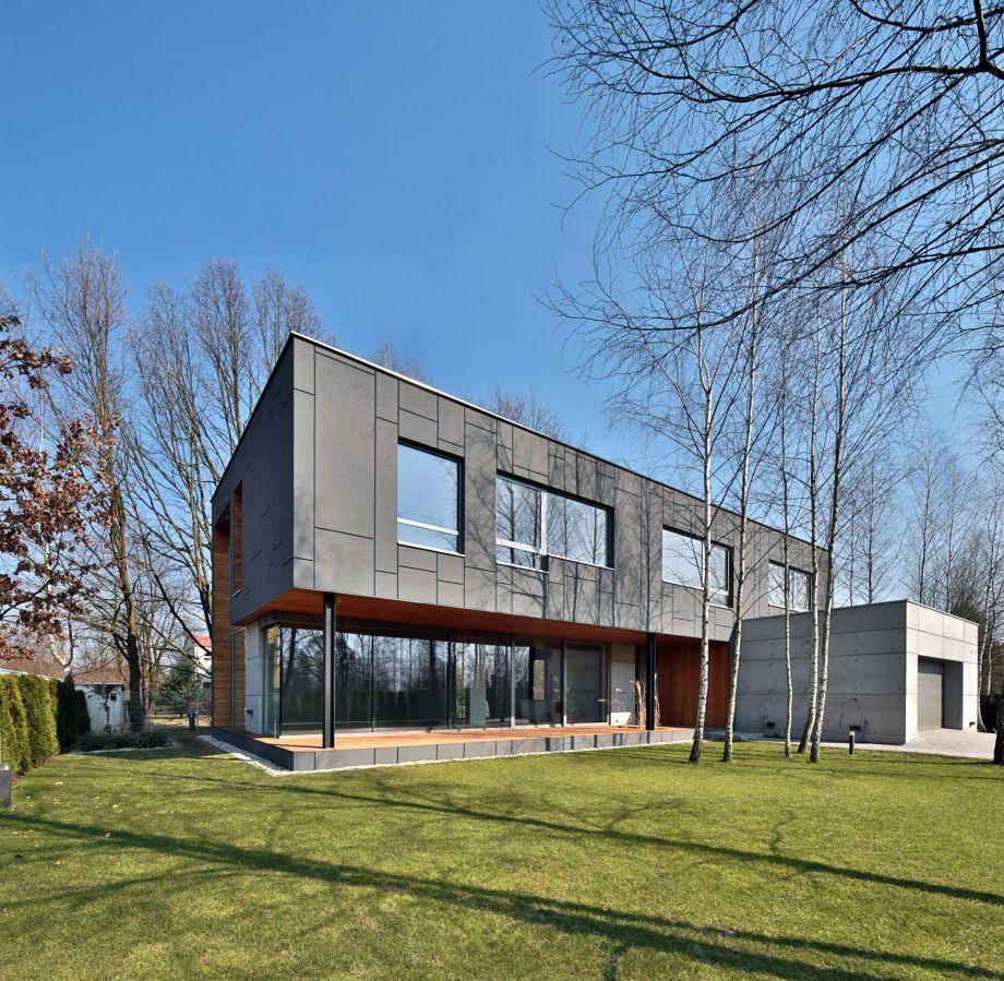 nowoczesny projekt dom