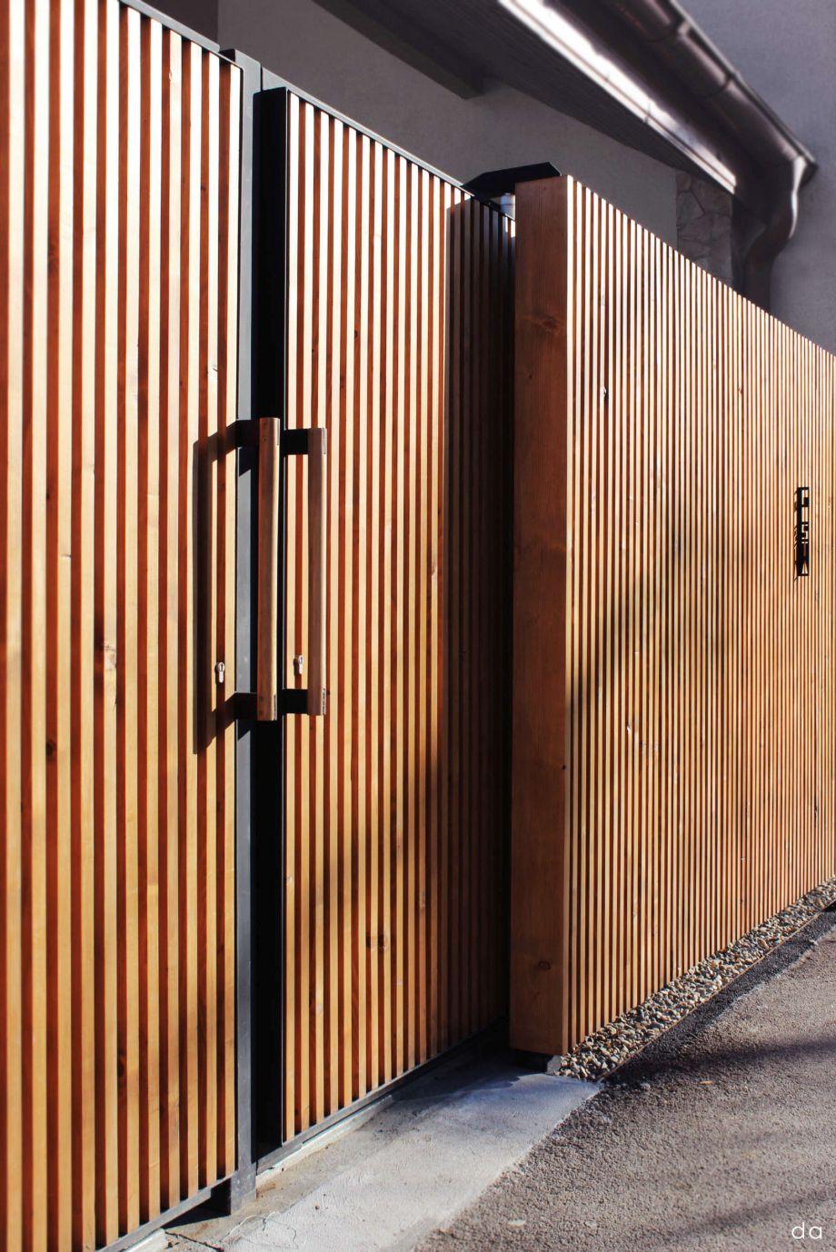 drewniane ogrodzenia