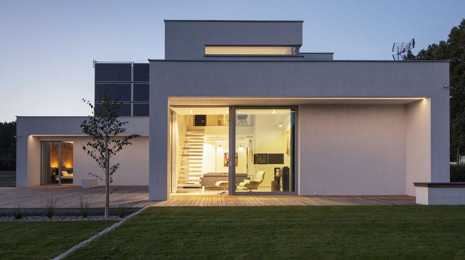 Znalezione obrazy dla zapytania dom energooszczędny