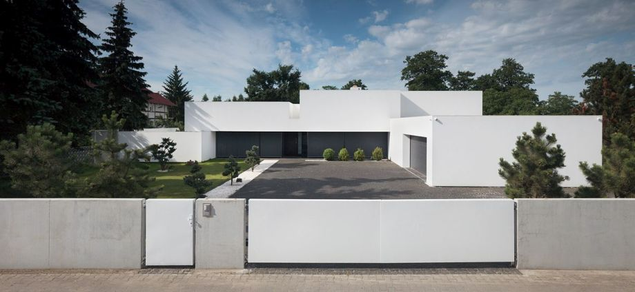 nowoczesny dom