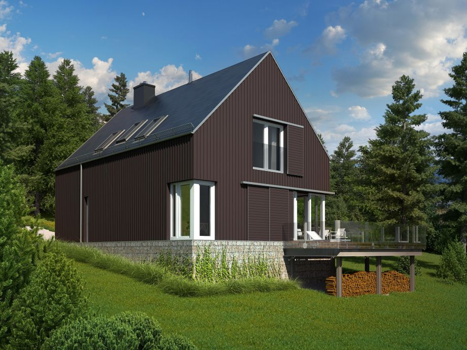 dom w standardzie NF40