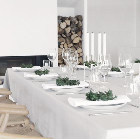 99506452d45716 Jak udekorować stół na święta?   Idea Domu