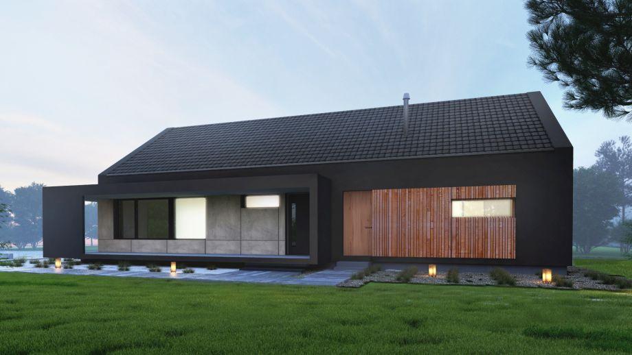 projekt dom rekreacyjny
