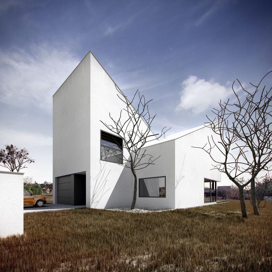 nietypowy dom